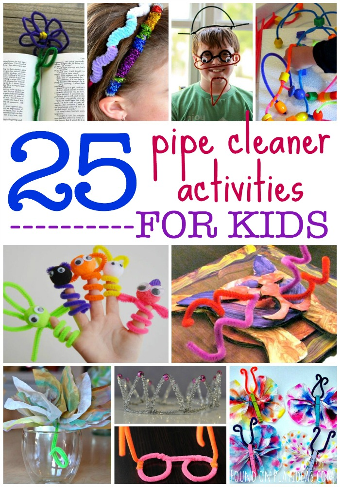 Pipe Cleaner Activities Pinnable
