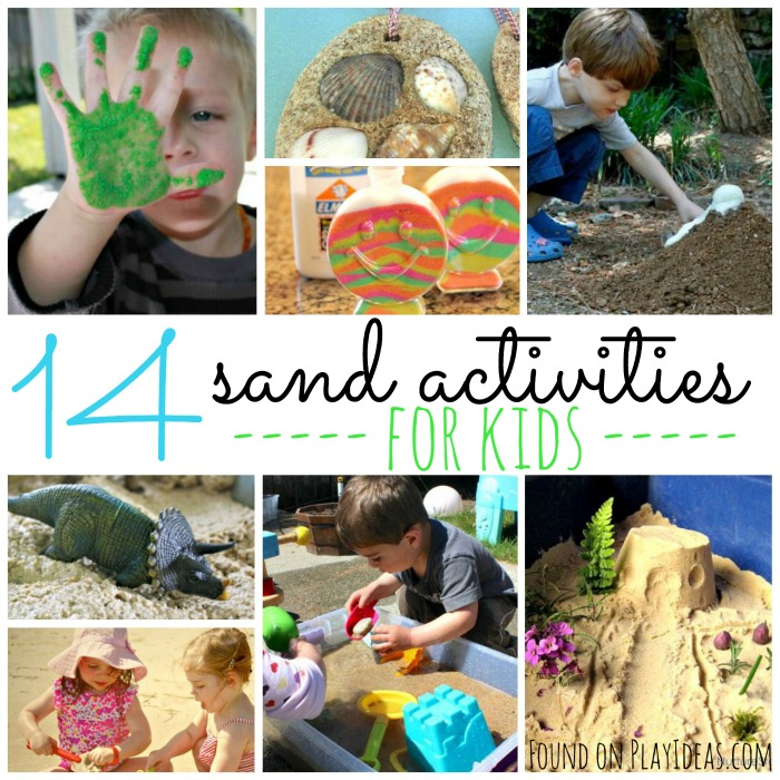 Sand Activities Blog Image