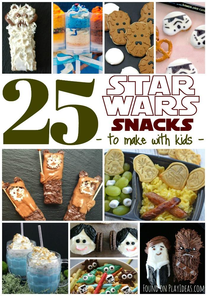 Star Wars Snacks Pinnable