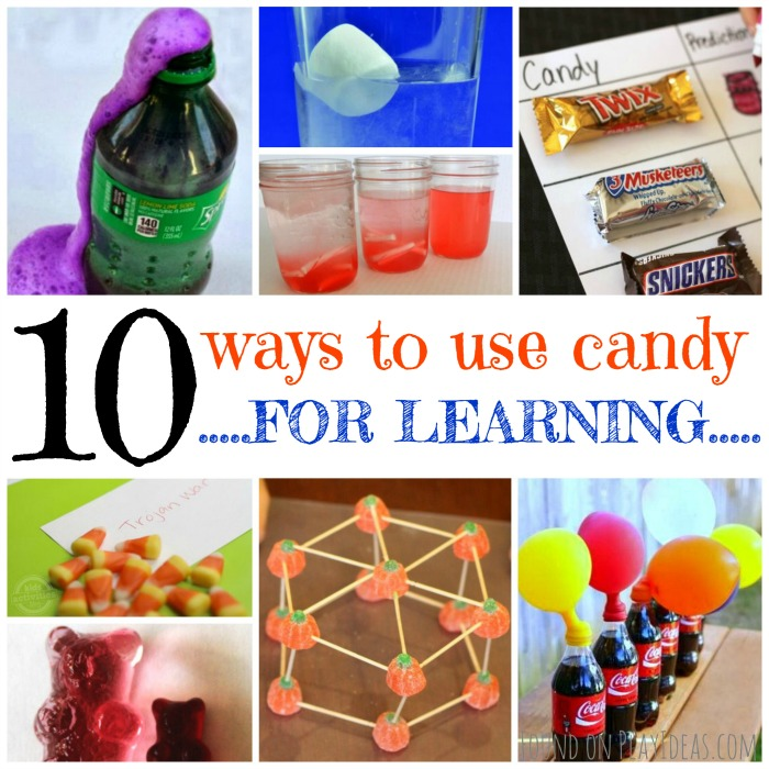 Use Candy for Learning Blog Image