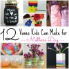 12 Vases Kids Can Make For Mother's Day