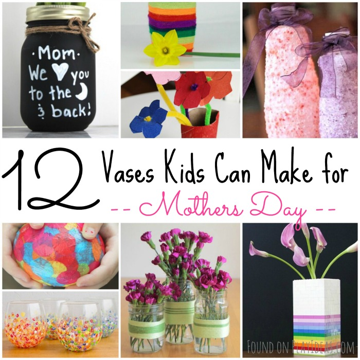 Vases Kids Can Make Blog Image