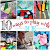 10 Ways To Play With Ice