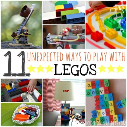 11 Unexpected Ways To Play With LEGOs