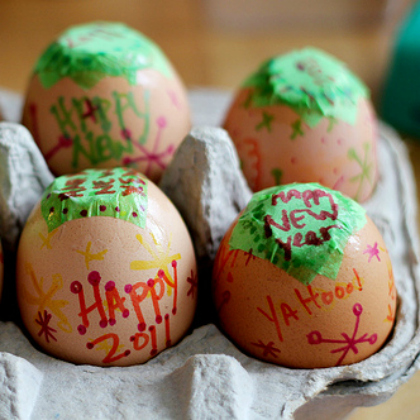 confetti eggs