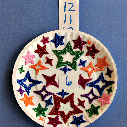 countdown plate craft