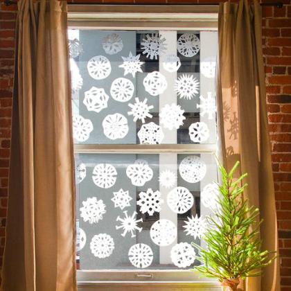 filter snowflakes