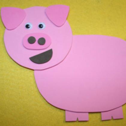 foam pig
