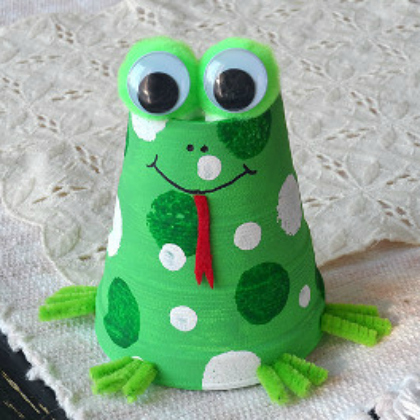 froggy cup