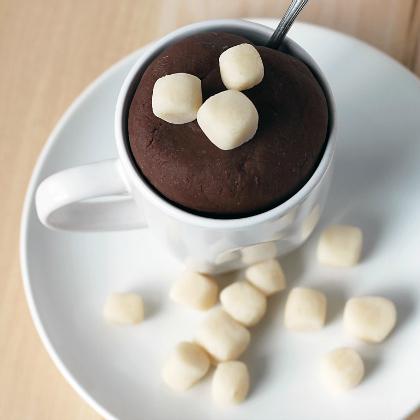 hot chocolate dough