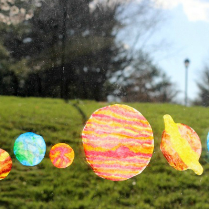 planetary suncatchers