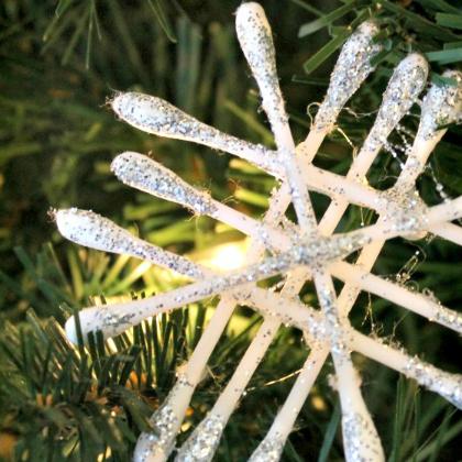 qtip snowflakes