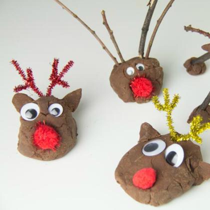 reindeer dough