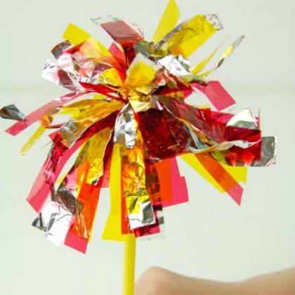 sparkler fireworks craft
