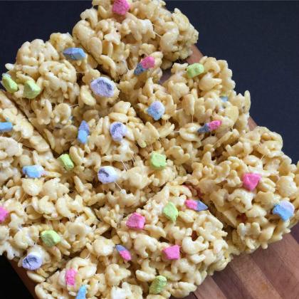 star wars cereal treats