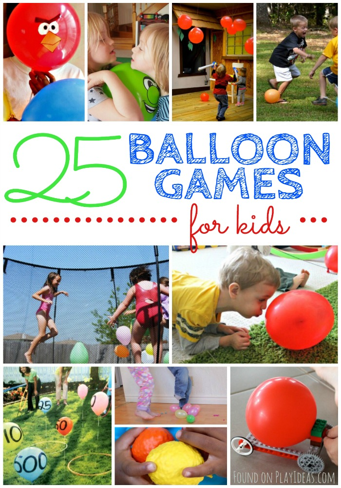 Balloon Games Pinnable