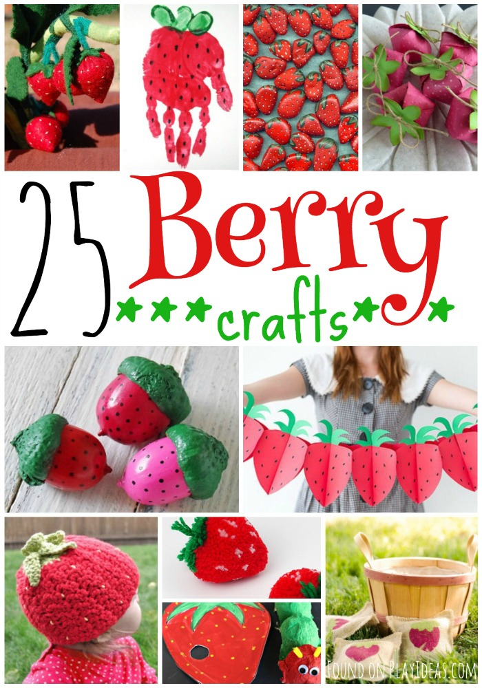 Berry Crafts Pinnable