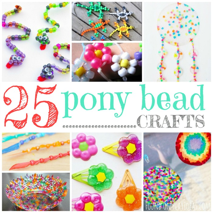 Pony Bead Crafts Blog Image