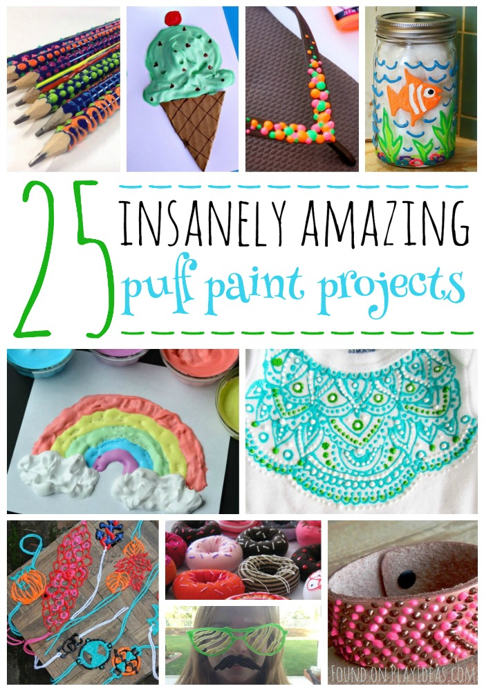 Puff Paint Pinnable