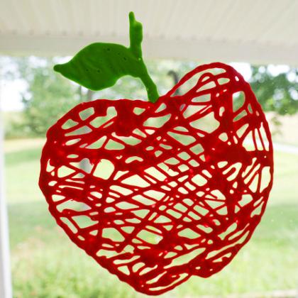 apple window cling
