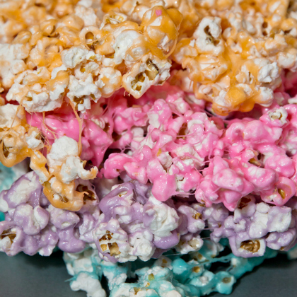 candied koolaid popcorn
