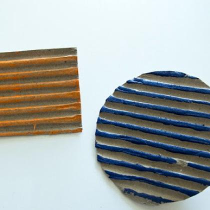 cardboard stamping