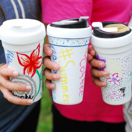 diy coffee mugs