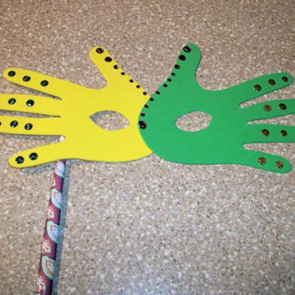 handprint mask