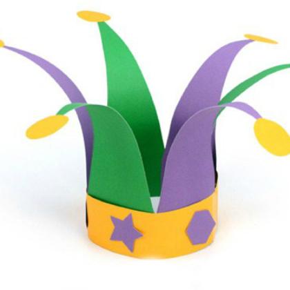 jester hat pattern