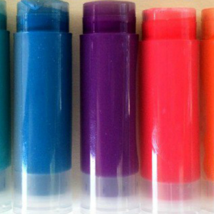 make crayon lipstick
