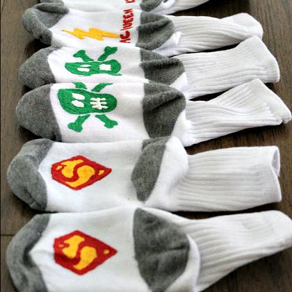 no slip socks