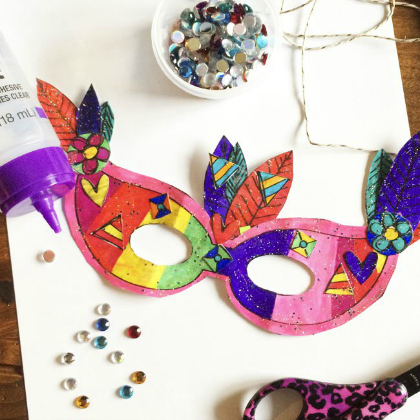 printable paper mask