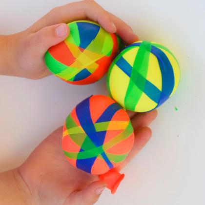 wacky balloon balls