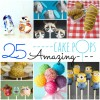25 Amazing Cake Pops Kids (and moms) Will Love!