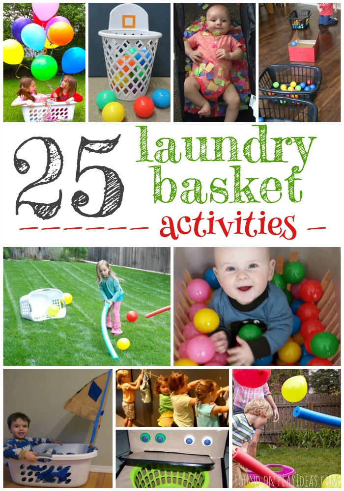 Laundry Basket Pinnable