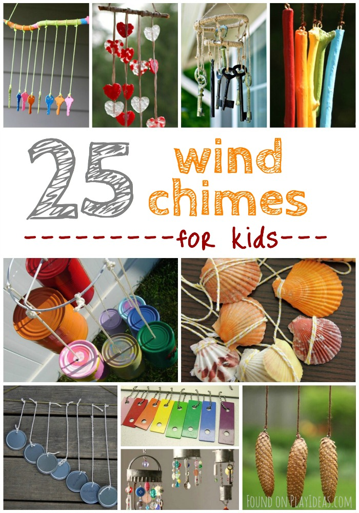 Wind Chimes Pinnable