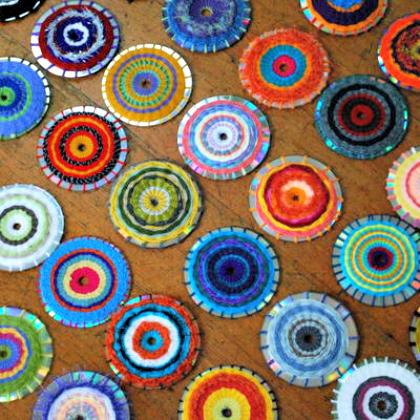 cd weaving