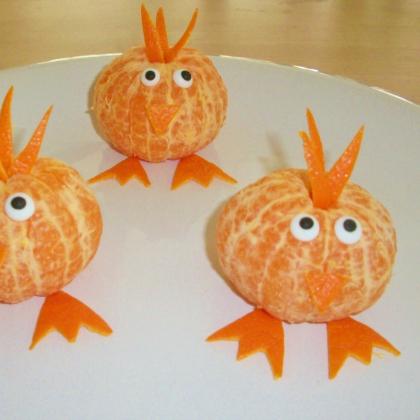 clementine chicks