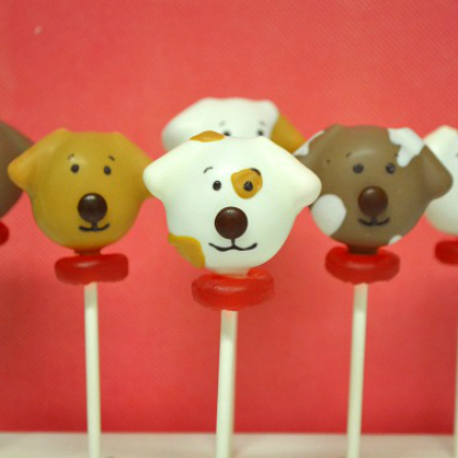 dog pops
