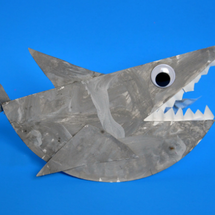 half plate shark