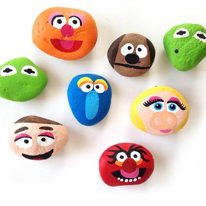 muppet rocks