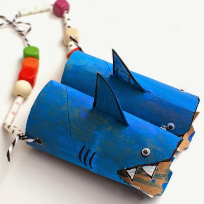 shark binoculars