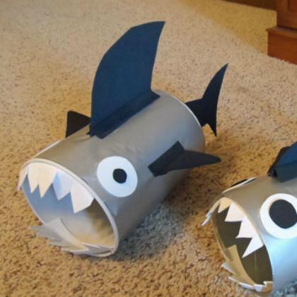 shark cups