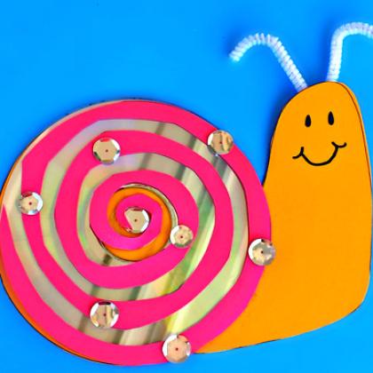 sparkle snail