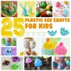 25 Playful Plastic Egg Crafts For Kids