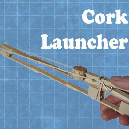 cork launcher