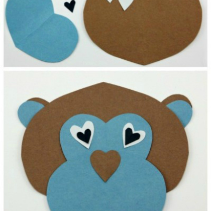 25 Mischievous Monkey Crafts For Kids