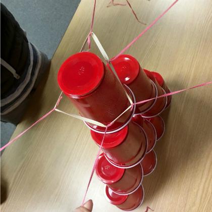 plastic cup stem challenge