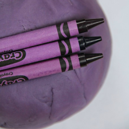 crayola playdough