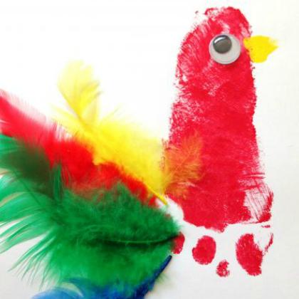 foot parrot